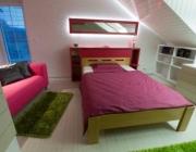 postel pro studenty